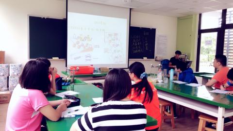 2018暑期IBT生物實驗成果實錄